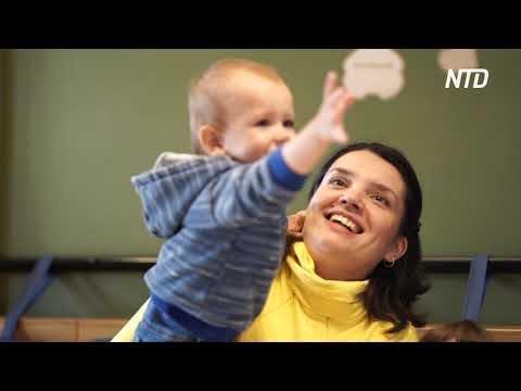 Как цигун помогает многодетной маме