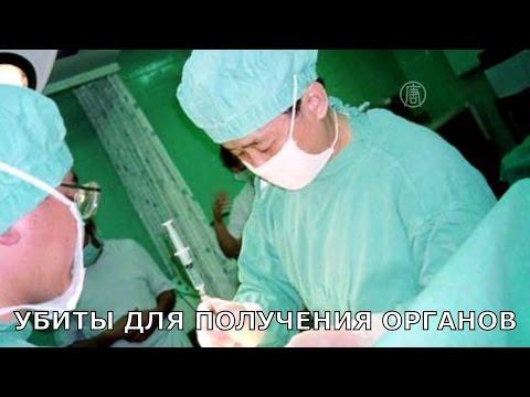Убиты для получения органов׃ тайный бизнес в Китае