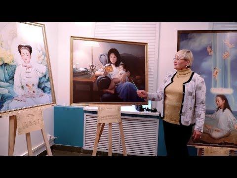 Дорожите жизнью людей. Международная художественная выставка в Костроме